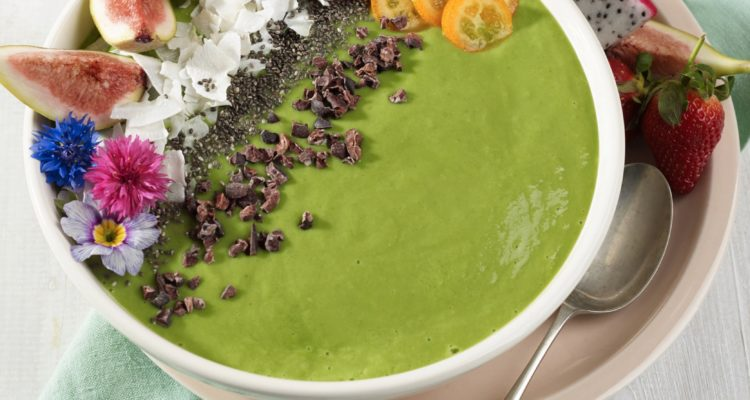 EYF Supergreen Smoothie Bowl  copy