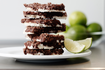 Coconut Bars EYB